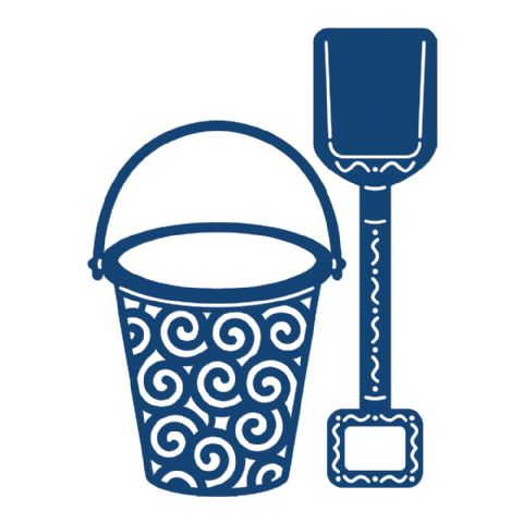 Bucket and Spade - D336